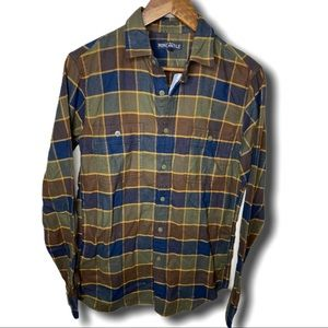 J Crew - Mercantile - Button Up Flannel, NWT